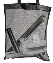 Central Vacuum Accessories Caddy